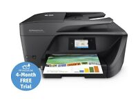 HP Officejet Pro 6960 /4 All-in-One Wireless Inkjet Printer with Fax