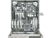 KENWOOD KID60S17 Full-size Integrated Dishwasher ex display /16