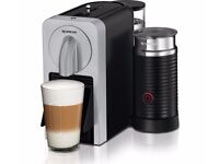 NESPRESSO Magimix Prodigio 11376 Smart Coffee Machine - Silver