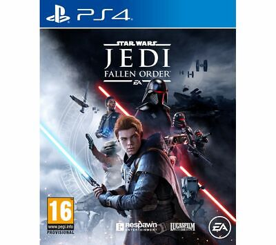 PS4 Star Wars Jedi: Fallen Order - Currys