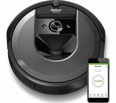 iRobot Roomba I7558+ Robot Cordless Vacuum Cleaner