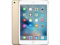 APPLE iPad mini 4 - 128 GB, Gold Brand new