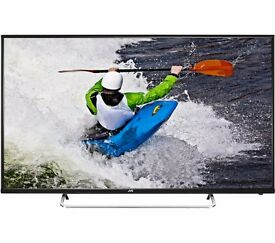 50 inch JVC LT50C750 SMART LED TV Full HD, with Freeview! Includes remote & Warranty!