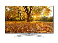 SAMSUNG 48 SMART 3D LED VOICE CONTROL WITH FREEVIEW HD & SCREEN MIRRORING