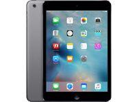 Apple iPad Mini 2 16GB WiFi + Cellular 3G/4G/LTE (A1490) - Space Grey/Black