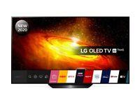 "Brand New!!! LG OLED65BX6LB 65"" 4K HDR Dolby Vision AI Smart OLED TV - WARRANTY - RRP £1599.99"