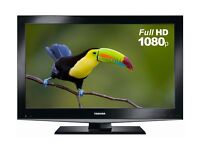 "Toshiba 32"" Full HD LCD TV With FREEVIEW"