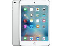 Apple iPad Mini 3 Silver 16GB Wi-Fi UNLOCKED