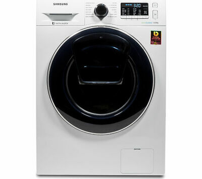 SAMSUNG AddWash WW80K5410UW 8 kg 1400 Spin Washing Machine - White - Currys