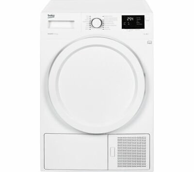 BEKO DHY7340W Heat Pump Tumble Dryer - White - Currys