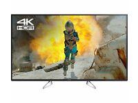 """PANASONIC 55"""" Smart 4K Ultra HD HDR LED TV"""