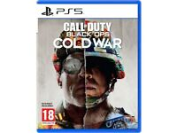 Call of Duty Cold War PS5