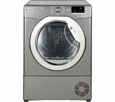 HOOVER Dynamic Next DX C10DCER NFC 10 kg Condenser Tumble Dryer Graphite Currys