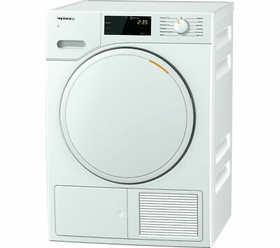 MIELE TWB140 WP 7 kg Heat Pump Tumble Dryer - White - Currys