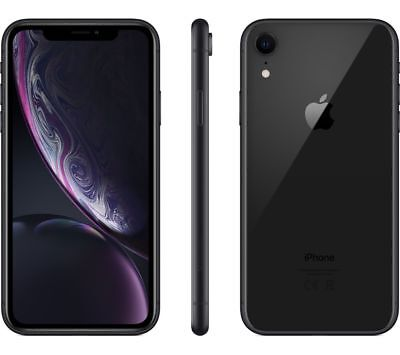 APPLE IPHONE XR 64GB BLACK 6.1 NUOVO NERO GAR 24 MESI SMARTPHONE 64 GB X R