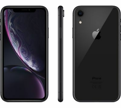 APPLE IPHONE XR 64GB PRETO 6.1 NOVO PRETO GAR 24 MESES SMARTPHONE 64 GB XR