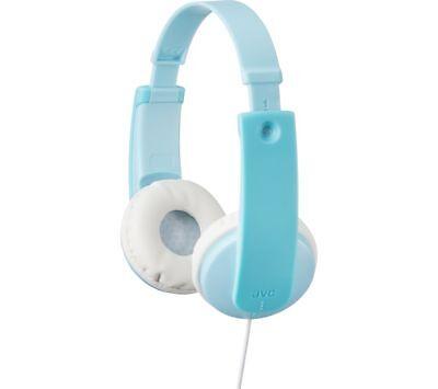 JVC HA-KD7 Kids Headphones - Mint - Currys