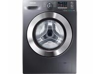 Samsung Washing Machine in Chrome Hardly used FREE DELIVERY