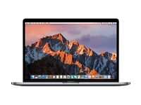 APPLE MACBOOK PRO 2016 WITH Rentina Display & Touch Bar (SEALED IN BOX UNOPENED!)