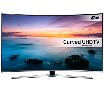 "SAMSUNG UE49KU6670 Smart 4k Ultra HD HDR49"" Curved TV"