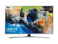 "BRAND NEW SAMSUNG 55"" Smart 4K Ultra HD 1600PQI HDR LED VOICE CONTROL TV"