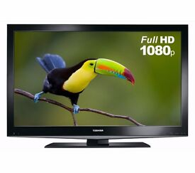 """Toshiba 32"""" inch HD Ready LCD TV with Built-in Freeview, 2 x HDMI not 37 39 40 42 Will Deliver"""