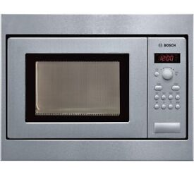 Bosch Series 4 HMT75M551B Built In Microwave - Brushed Steel Brand New in the Box