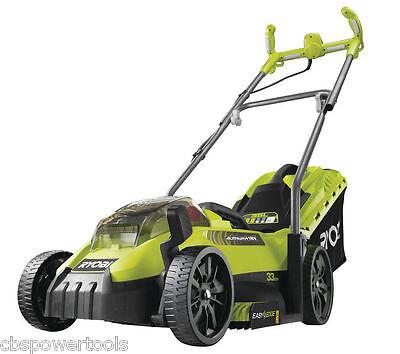 46 cm Ryobi RAC400 Lawnmower Blade Hyper Green