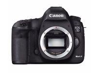 Canon EOS 5D Mark III DSLR Camera - Brand New, Sealed in Box (UK Model)