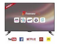"""JVC LT-43C862 Smart 4K Ultra HD 43"""" LED TV"""