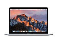 MacBook Pro 13inch touchbar 512gb ssd (2016)