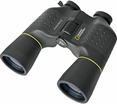 National Geographic 8-24 x 50 Zoom Binoculars #9064000 (UK Stock) BNIB