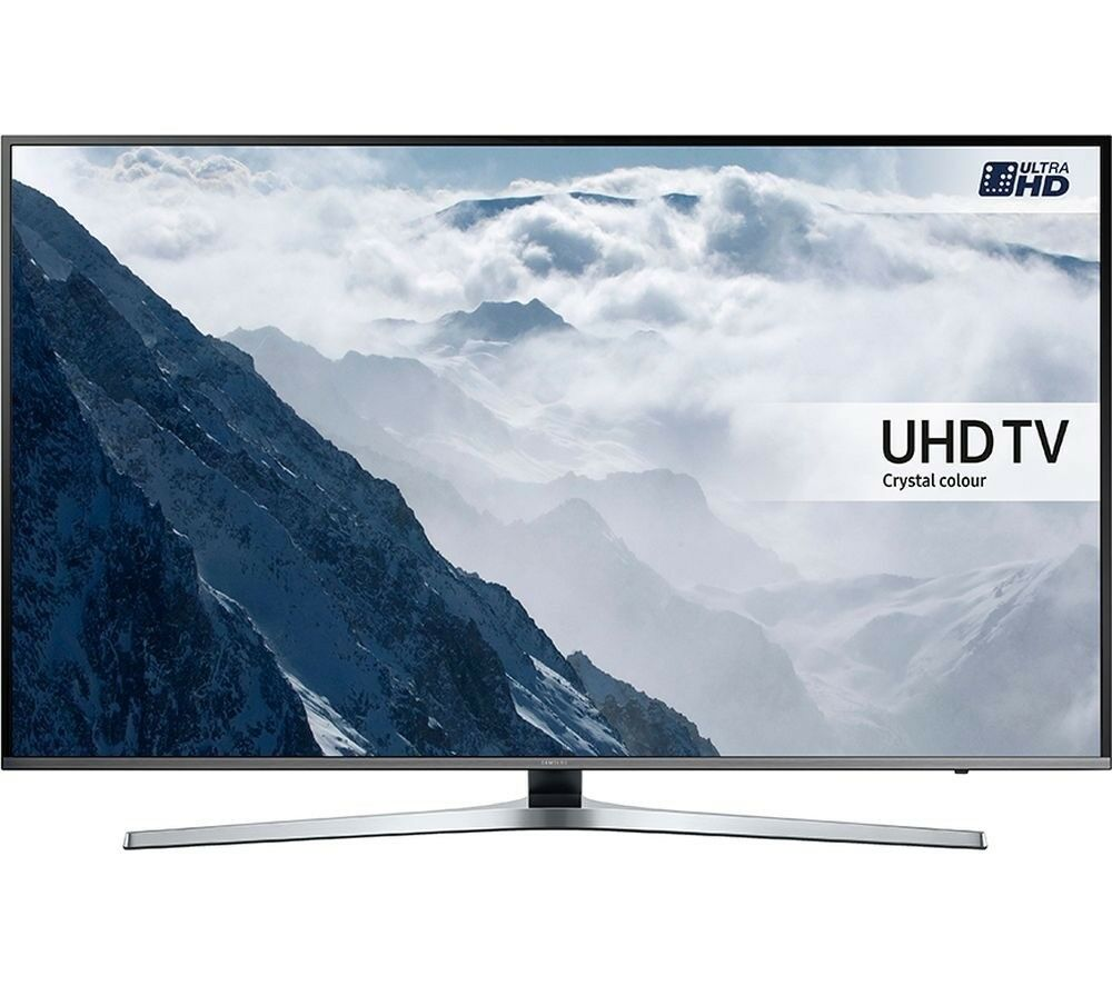 SAMSUNG 55 SMART UHD HDR 4K 1500PQI VOICE CONTROL FREESAT &FREEVIEW HD