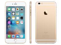iPhone 6s Plus 128gb Gold - UNLOCKED!