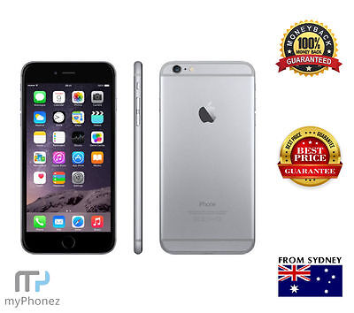 Apple iPhone 6 Space Grey 16GB 4.7inch Mobile Phone 4G Unlocked Cheap AUS Seller](unlocked iphone 7 cheap)