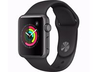 Apple Watch Series 1 Black Brand New Condition 38mm