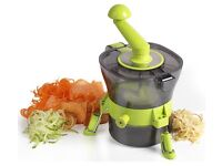 Food spiralizer. Brand new. Great for healthy eating and encouraging children