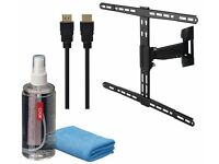 LOGIC LFMSKM16 Full Motion TV Bracket Starter Kit