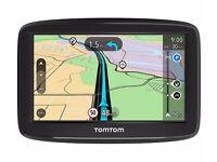 """TOMTOM Start 42 EU 4.3"""" Sat Nav - with UK, ROI & Full Europe Maps like new"""