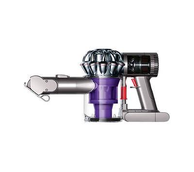 DYSON V6 Trigger Pro Handheld Vacuum Cleaner - Nickel & Purple-2 Year Guarantee