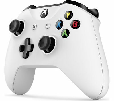 Official Microsoft Xbox One / Xbox One S / Windows 10 Wireless Controller WHITE