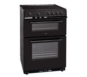 LOGIK LFTC60B16 Electric Cooker - Black - Currys