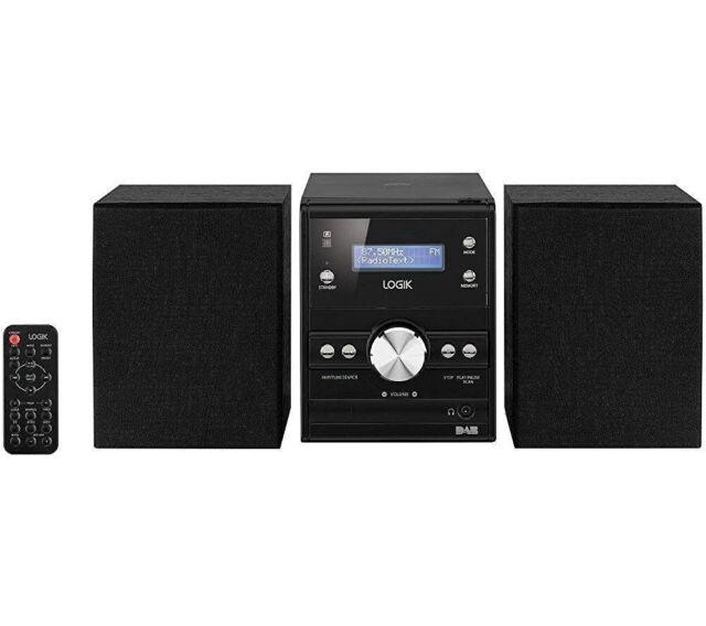 LOGIK LHFDAB14 DAB/CD Micro Hi Fi
