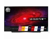 """LG OLED55CX6LA 55"""" 4K Ultra HD Smart OLED TV - WARRANTY - RRP £1299"""