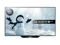 "55"" AI ThinQ 4K LG OLED TV BX"