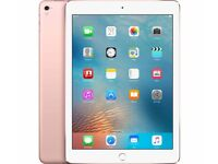 Apple iPad Pro 128GB, Wi-Fi + Cellular (EE), 9.7in - Rose Gold. Boxed.