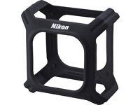 NIKON CF AA-1 Silicone Jacket Camera - Black NEW