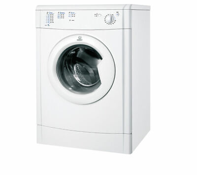INDESIT Ecotime IDV75 Vented Tumble Dryer - White - Currys