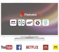 "JVC LT-32C671 32"" Smart LED TV - White"