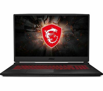 """MSI GL75 9SD-036UK 17.3"""" Intel® Core™ i7 GTX 1660 Ti Laptop- 512 GB SSD - REFURB"""